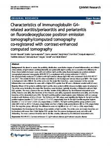 computed tomography co-registered with contrast-enhanced computed tomography