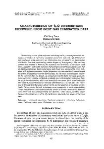 \dot Q\)  distributions recovered from inert gas elimination datadistributions recovered from inert gas elimination data