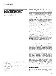 End-tidal carbon dioxide as a measure of arterial carbon dioxide during intermittent mandatory ventilation