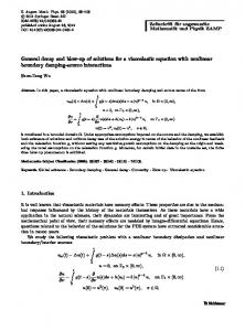 General decay and blow-up of solutions for a viscoelastic equation with nonlinear boundary damping-source interactions