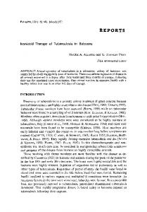 Isoniazid therapy of tuberculosis in baboons