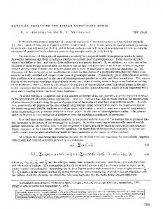 Material equations for linear gyrotropic media