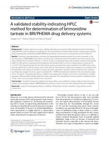 PHEMA drug delivery systems