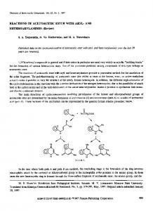 Reactions of acetoacetic ester with aryl- and heteroarylamines (review)
