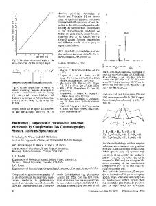 selected ion mass spectrometry
