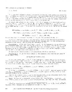 Some theorems in generalized calculuses