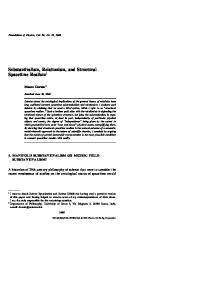 Substantivalism, Relationism, and Structural Spacetime Realism