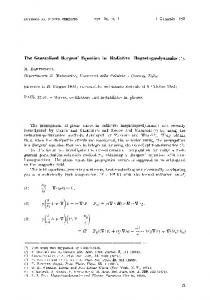 The generalized Burgers' equation in radiative magnetogasdynamics