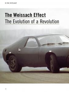 The Weissach Effect The Evolution of a Revolution