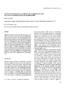 Toxicity of intermittent chlorination to freshwater fish: Influence of temperature and chlorine form