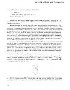 Weak interactions of elementary particles
