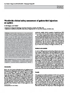 Worldwide clinical safety assessment of gadoteridol injection:  an update